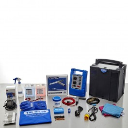 TIG Brush TBE-550 weld cleaning set - Essential PT
