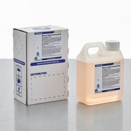TIG Brush TB-31ND weld cleaning fluid (peach) - 1 litre